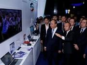 Vietnam celebra cumbre sobre cuarta revolución industrial 4.0