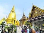 Tailandia aspira a recibir cerca de 38 millones de turistas foráneos este año