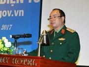 Comienzan en Vietnam curso de entrenamiento de expertos para la Misión de ONU