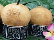 Tailandia considera un mayor control sobre las importaciones de coco