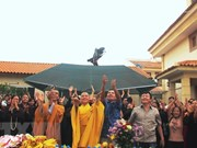 Vietnamitas en Angola celebran naciomiento de Buda