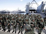 Filipinas y Australia realizan ejercicios marítimos conjuntos en Palawan