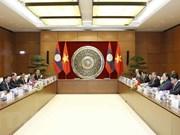 Parlamento vietnamita reitera apoyo a Laos en arena internacional
