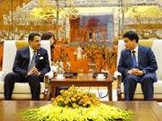 Vietnam y los Emiratos Árabes Unidos firmarán acuerdos en deporte y cultura