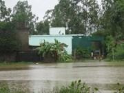 Vietnam lanza programa a favor de familias afectadas por inundaciones