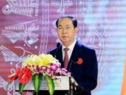 Cuidar a personas con contribuciones revolucionarias es una tarea permanente, afirma Presidente de Vietnam