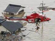 Vietnam ofrece asistencia a Japón para mitigar consecuencias de inundaciones