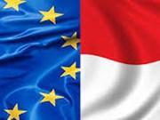 Indonesia y la UE aceleran negociaciones sobre  Acuerdo bilateral de Asociación Económica Integral