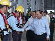 Premier de Vietnam reconoce esfuerzos de Formosa para resolver consecuencias de incidente ambiental
