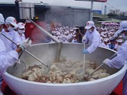 Grupo vietnamita VIFON obtiene récord Guinness por el mayor tazón de fideos de arroz