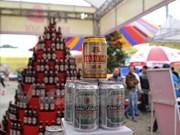Mercado de cerveza de Vietnam, atractivo pero altamente competitivo
