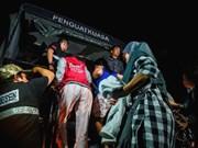 Malasia refuerza redadas contra trabajadores extranjeros ilegales