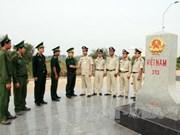 En buena marcha nexos entre provincia survietnamita de Kien Giang y localidades camboyanas