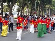 Niños en Vietnam, el rostro de la felicidad