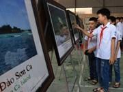 Exponen evidencias de soberanía de Vietnam sobre archipiélagos Hoang Sa y Truong Sa