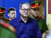 Reanudan juicio contra caso por violaciones en banco VNCB de Vietnam
