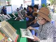 Editoriales sudcoreanas y vietnamitas participan en feria de libros en Vietnam