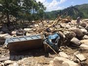 Laos envía condolencias a Vietnam por las pérdidas causadas por la tormenta