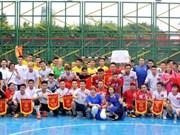 Vietnamitas en Macao recaudan dinero a favor de familias de mártires nacionales