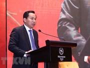 Cumbre empresarial Vietnam 2018 centra sus debates en inteligencia artificial