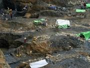 Al menos 27 desparecidos tras deslizamiento de tierra en Myanmar