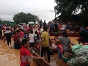 Presidenta del Parlamento de Vietnam expresa solidaridad con Laos tras colapso de presa