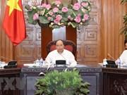 Premier de Vietnam pide sanción severa a importaciones ilegales de materiales de desecho