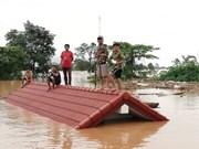 CMVietnam dispuesta a ayudar a superar secuelas por el colapso de presa hidroeléctrica en Laos