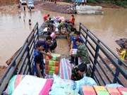 Vietnam asiste a Laos con 200 mil dólares para atenuar secuelas de presa hidroeléctrica