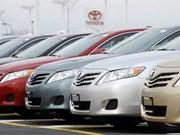 Toyota eleva pronóstico del crecimiento total de las ventas de automóviles en Tailandia