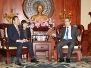 Grupo sudcoreano Lotte aspira a ampliar inversiones en Ciudad Ho Chi Minh