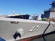 Tailandia recibirá fragata más poderosa del Sudeste Asiático DW-3000F