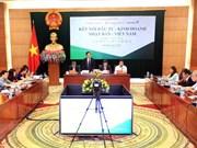 Vietnam y Japón promueven colaboración sostenible