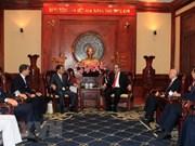 Ciudad Ho Chi Minh y Japón acordaron impulsar colaboración multifacética
