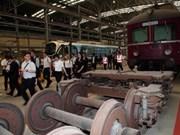 Tailandia preocupa por posibles pérdidas de ruta ferroviaria de modelo japonés