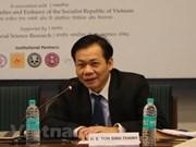 Vietnam y la India avanzan hacia el comercio de 15 mil millones de dólares en 2020