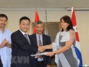 ViMariel S.A., primer inversor de Vietnam en construcción de infraestructura en Cuba