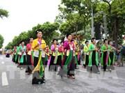 Festival callejero por 10 años de ampliación de demarcación administrativa de Hanoi