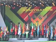 Vietnam participa por primera vez en Juegos Militares Internacionales