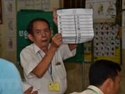 Participación electoral en Camboya alcanza el 80,49 por ciento