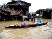 Myanmar: Decenas de miles de personas deben evacuar debido a inundaciones