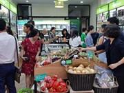 Huerta de compañía vietnamita Organica recibe certificación internacional