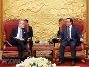 Vietnam desea consolidar la asociación integral con Argentina