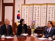 Líder parlamentario de Corea del Sur resalta importancia de Vietnam en política de su país