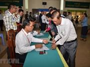 Comité Electoral Nacional de Camboya actualiza resultados de elecciones parlamentarias