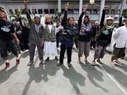 Indonesia disuelva una red terrorista relacionada con Estado Islámico