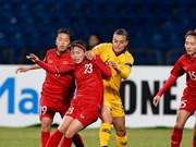 Selección de fútbol femenina de Vietnam recibirá entrenamiento en Japón