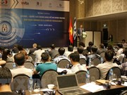 Debaten expertos vietnamitas e israelitas riesgos de seguridad cibernética