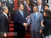 Federación económica japonesa Keidanren respalda la capacitación del personal de Vietnam