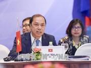 Vietnam se compromete a promover prácticamente la cooperación EAS